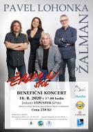 Benefiční koncert - Žalman v jeskyni Výpustek - 16.8.2020 1