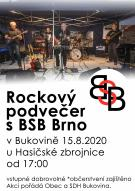 BSB rockový podvečer  1